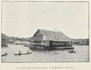 Douane flottante