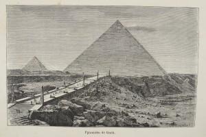 Pyramides de Giseh