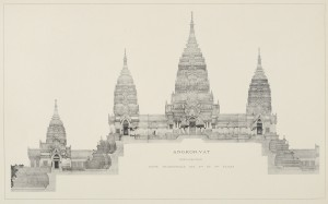 Plan de restauration d'Angkor-Vat