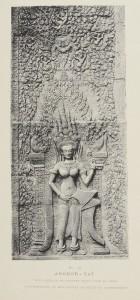 Décors d'Angkor-Vat