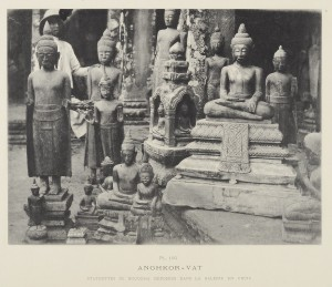Statuettes de Bouddha