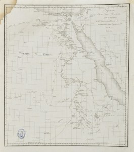 Carte du Nil