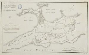 Carte d'Alexandrie
