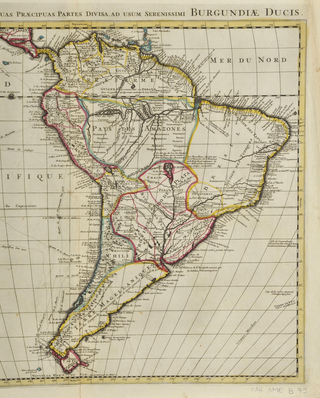Amérique du Sud - Les Savoyards explorent le monde