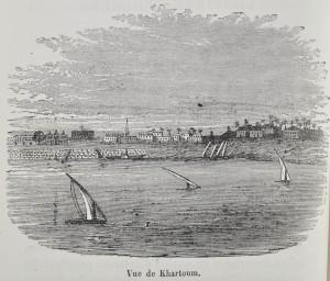 Vue de Khartoum