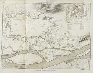 Plan du Caire